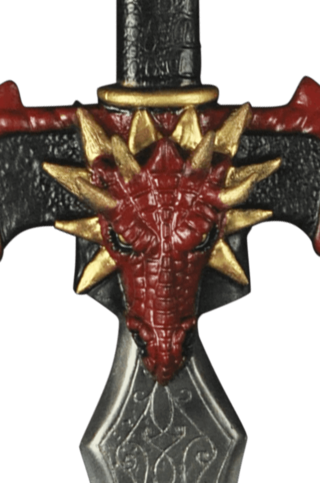 Dragon Head close-up