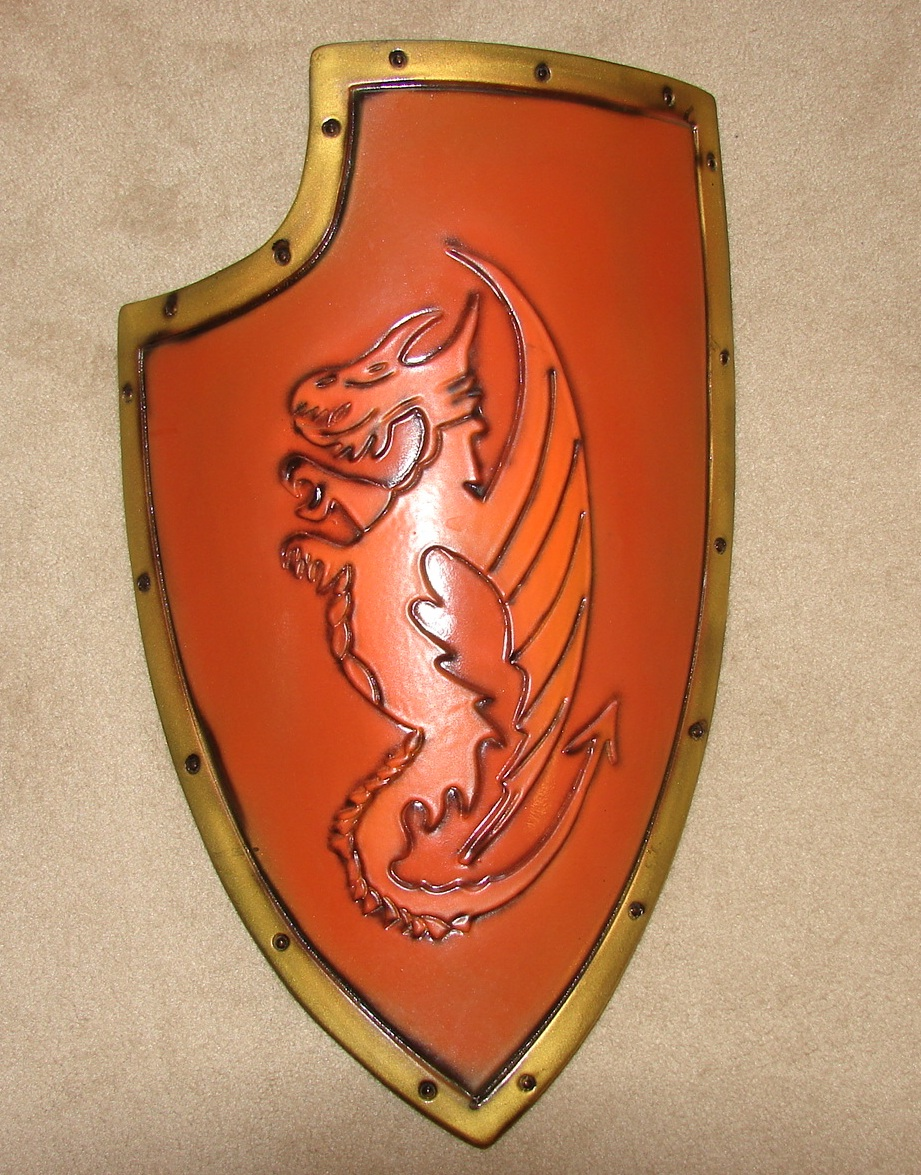 DragonMaster Shield
