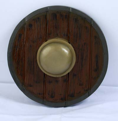 Viking Wooden Shield